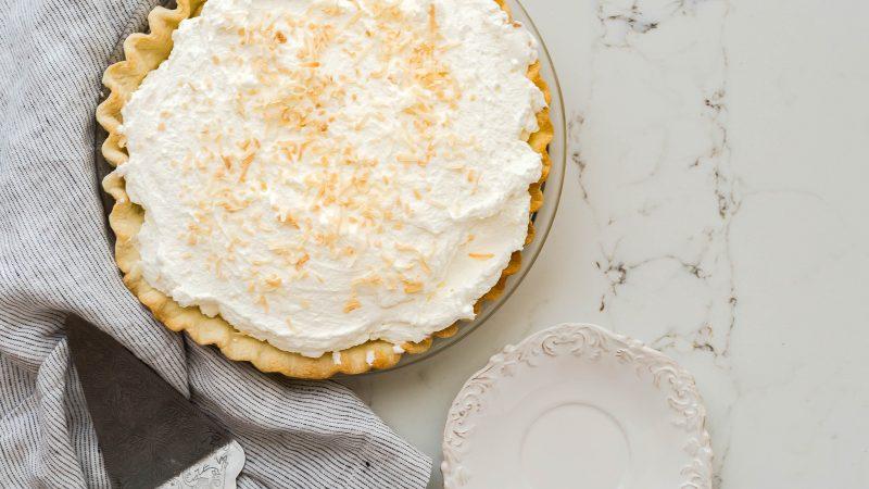 Recette tarte à la noix de coco